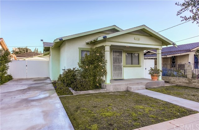 527 W Culver Avenue, Orange, California