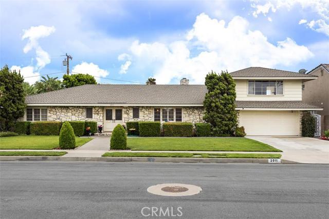 Single Family Home for Sale at 2011 Louise St Santa Ana, California 92706 United States
