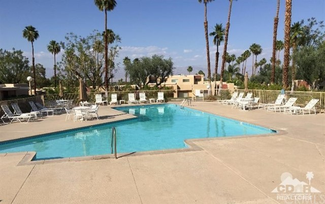 Photo of home for sale at 73665 Mesquite Court, Palm Desert CA