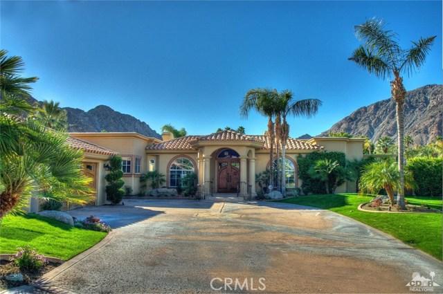 78145 Monte Sereno Circle - Indian Wells, California