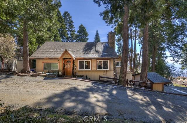 Single Family Home for Sale at 1180 Jupiter Way Crestline, California 92325 United States