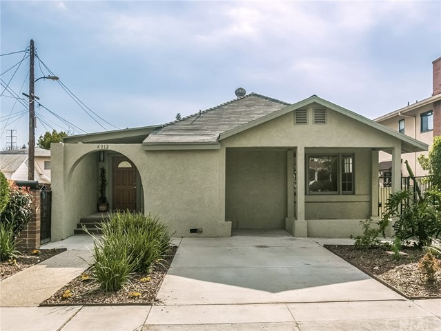 Single Family for Sale at 6312 Elgin Street Los Angeles, California 90042 United States