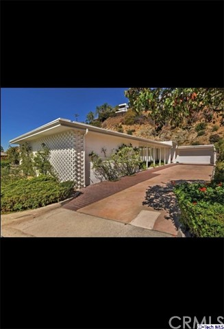 Single Family Home for Sale at 1933 Deermont Road Glendale, California 91207 United States