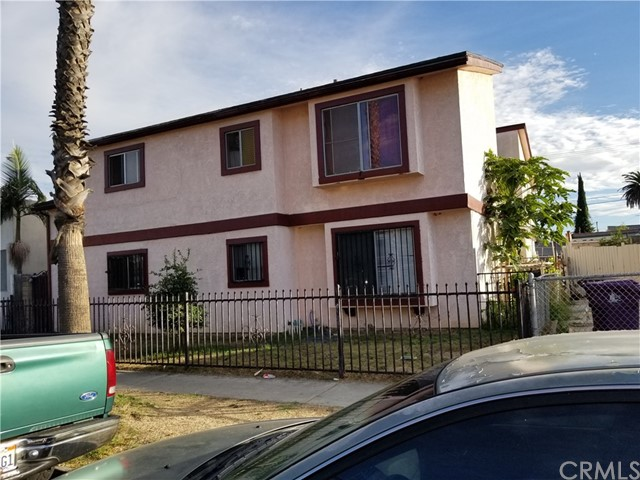 Residential Income for Sale at 2412 E 15th Street 2412 E 15th Street Long Beach, California 90804 United States