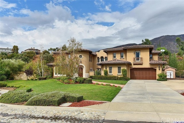 Single Family Home for Sale at 971 Appalachian Claremont, California 91711 United States