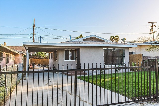 1454 W 71st Street Los Angeles, CA 90047 is listed for sale as MLS Listing DW17273655