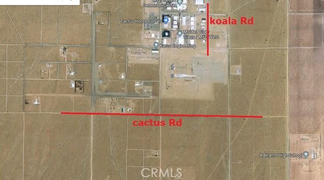 0 Koala Road Adelanto, CA 0 - MLS #: OC18054128