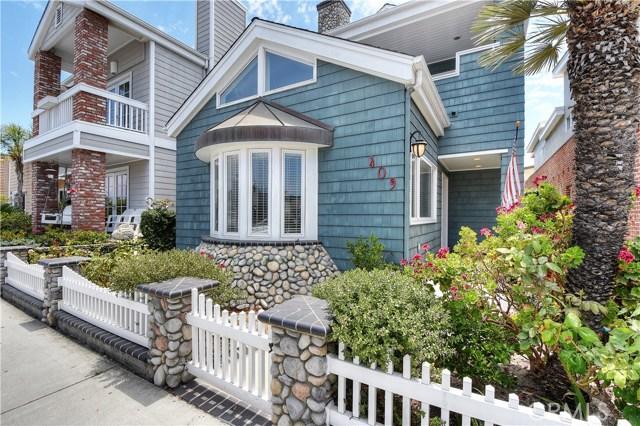 409 E Balboa Boulevard, Newport Beach, CA, 92661