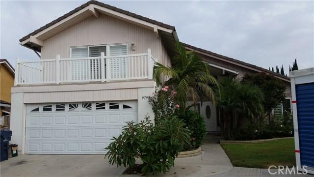 Single Family Home for Sale at 9795 La Capilla Avenue Fountain Valley, California 92708 United States