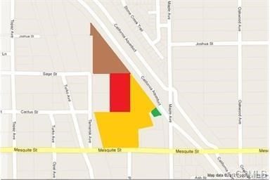 Land for Sale at 0 Mesquite 0 Mesquite Hesperia, California 92345 United States