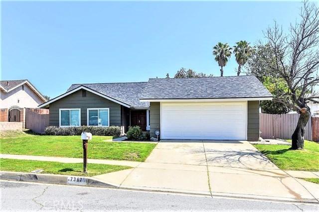 7367 Pasito Avenue,Rancho Cucamonga,CA 91730, USA