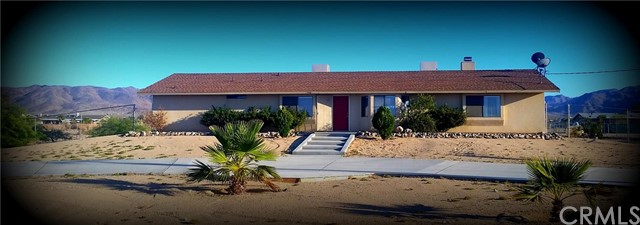 75181 Old Dale Road, 29 Palms CA 92277