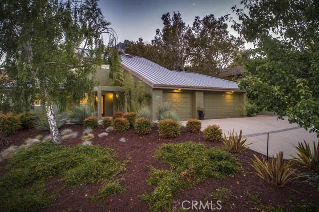 187  Twin Ridge Drive, San Luis Obispo, California