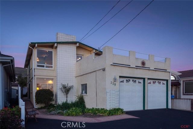 225 Pacific Avenue, Cayucos, CA 93430