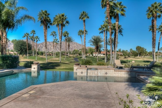 Photo of home for sale at 80992 Bellerive, La Quinta CA