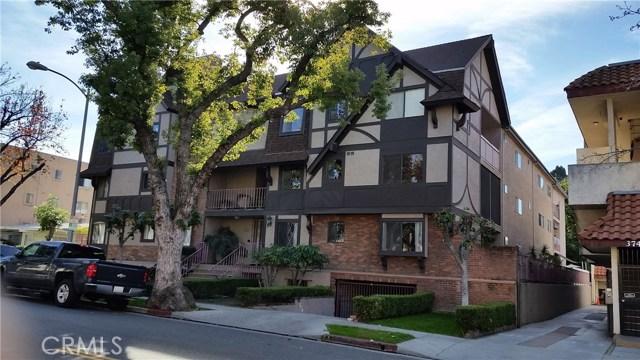 Condominium for Sale at 366 California Avenue W Glendale, California 91203 United States