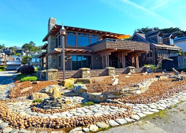 Casa Unifamiliar por un Venta en 360 Lampton Street Cambria, California 93428 Estados Unidos