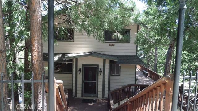 749 Zurich Dr Lake Arrowhead, CA 92352 - MLS #: PW17200227