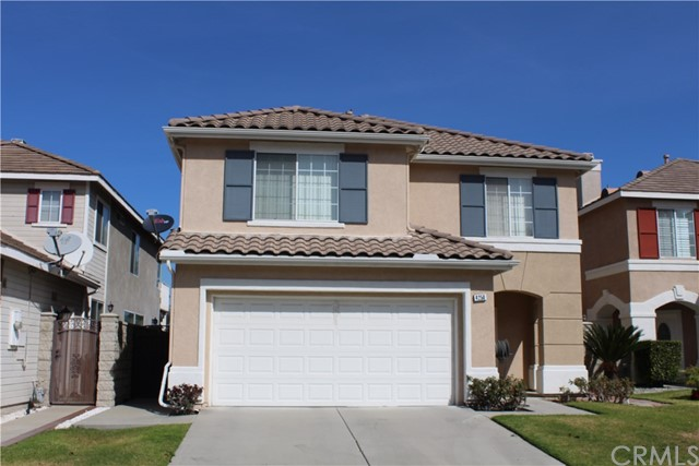 Photo of home for sale at 4250 Foxrun Drive, Chino Hills CA