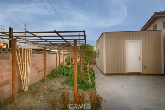 1608 S Ivanhoe Street Anaheim, CA 92804 - MLS #: OC18052024