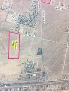 Single Family for Sale at 0 Holt Street Mojave, California United States