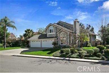 Single Family Home for Rent at 21740 Thistledown Circle Yorba Linda, California 92887 United States