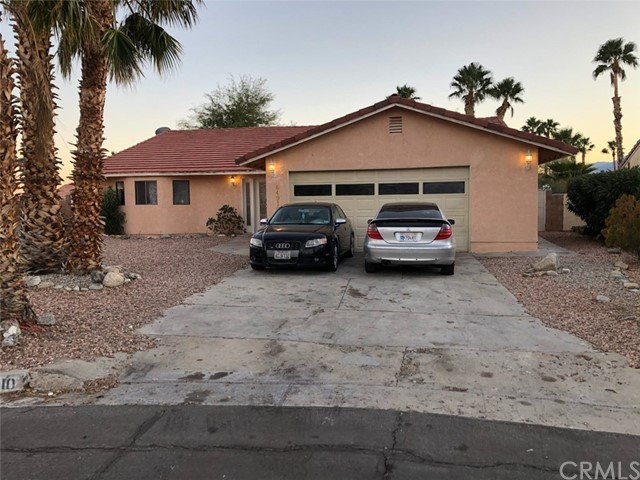 Detail Gallery Image 1 of 2 For 64910 Boros Ct, Desert Hot Springs,  CA 92240 - 3 Beds   2/1 Baths
