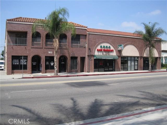 办公室 为 销售 在 103 N Garfield Avenue Alhambra, 91801 美国