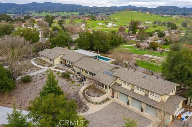 9304  Carmel Road, Atascadero in San Luis Obispo County, CA 93422 Home for Sale