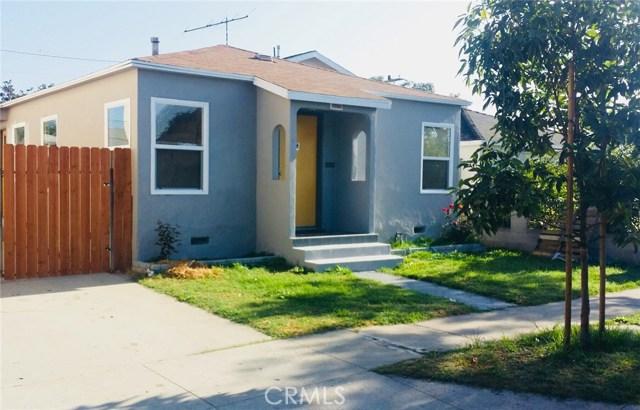 Single Family Home for Sale at 4909 Jillson Street Commerce, California 90040 United States