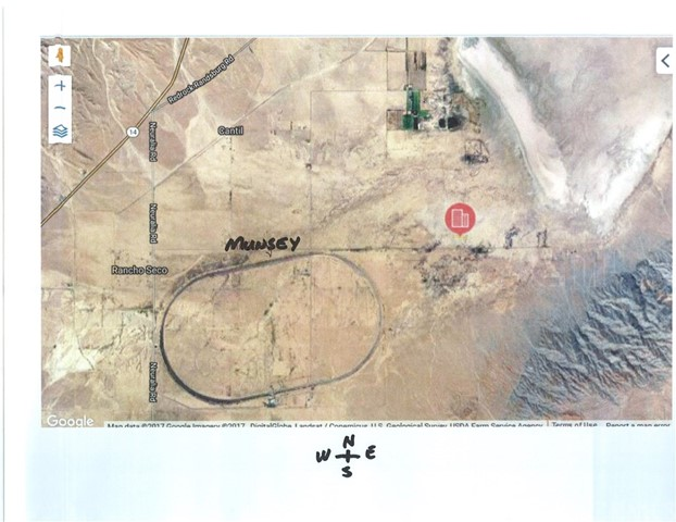Land for Sale at Munsey Cantil, California United States