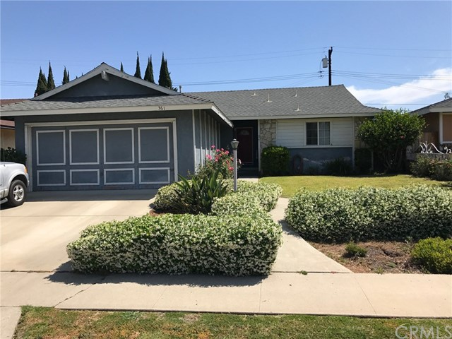 Single Family Home for Sale at 361 Olive Avenue E La Habra, California 90631 United States