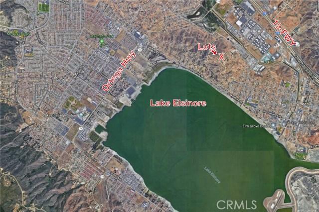 0 McBurney Avenue Lake Elsinore, CA 92530 - MLS #: TR18090519