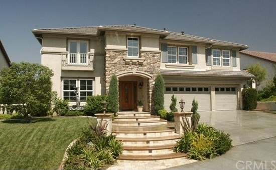 Single Family Home for Rent at 19975 Via Monita Yorba Linda, California 92887 United States