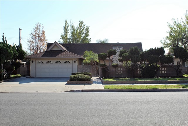 One of Single Story Orange Homes for Sale at 400 W Crystal View Avenue