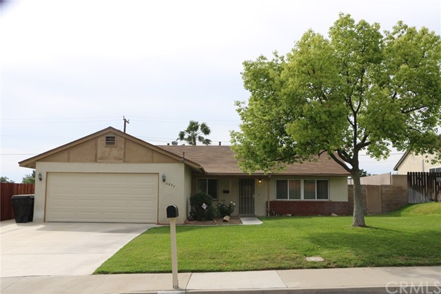 Single Family Home for Sale at 6877 Morningside Avenue Riverside, California 92504 United States