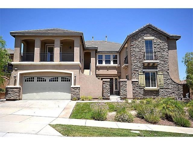 Property for sale at 8198 Soft Winds Drive, Corona,  CA 92883