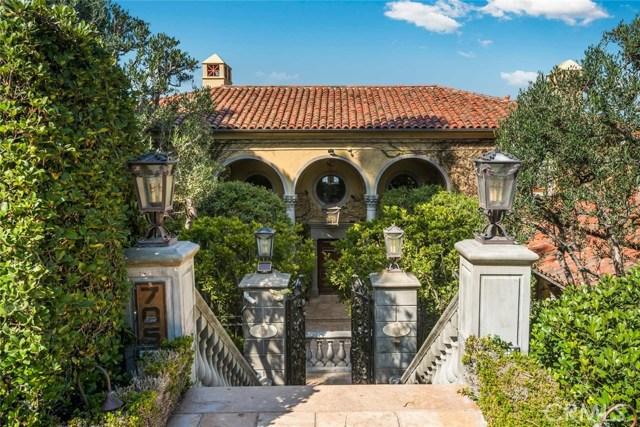705 Via La Cuesta Palos Verdes Estates, CA 90274 - MLS #: PV17236826