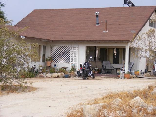 9016 Rose Eden Drive, Morongo Valley CA 92256