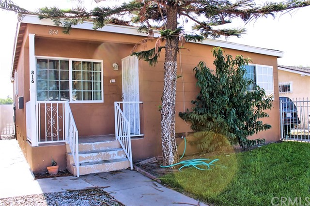 Residential Income for Sale at 814 W 75th 814 W 75th Los Angeles, California 90044 United States