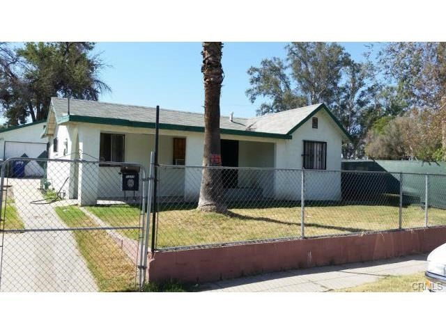 Single Family Home for Sale at 1377 King Street W San Bernardino, California 92410 United States
