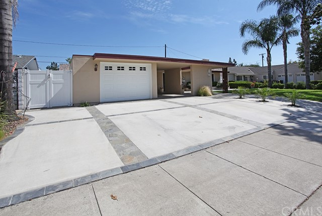 1417 E Fairway Drive Orange, CA 92866 - MLS #: PW17115962