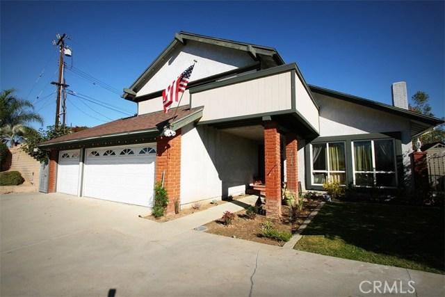 Single Family Home for Sale at 13132 Cheverton Drive La Mirada, California 90638 United States