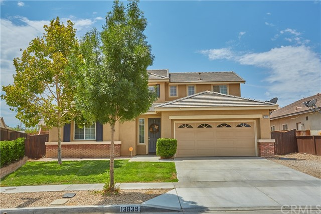 13839 Coolidge Way Oak Hills, CA 92344 - MLS #: CV18192845
