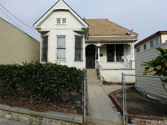 Single Family for Sale at 1037 Alpine Street Los Angeles, California 90012 United States