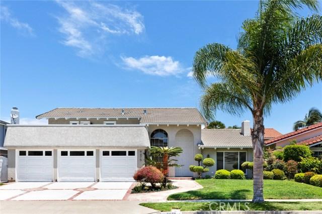9675 La Capilla Avenue - Fountain Valley, California