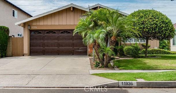 Photo of 11936 Bertha Street, Cerritos, CA 90703