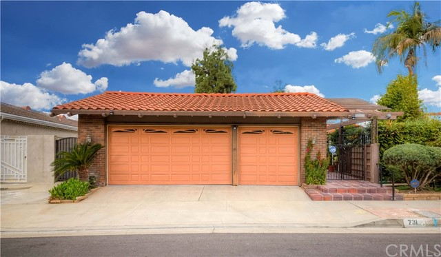 Photo of 731 Honeywood Lane, La Habra, CA 90631