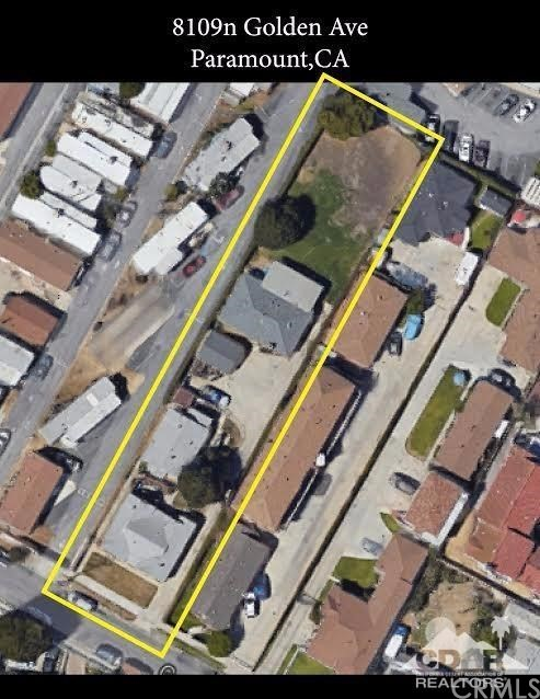 Single Family for Sale at 8109 Golden Avenue Paramount, California 90723 United States