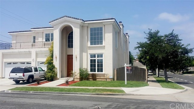 Single Family Home for Sale at 2861 Brimhall Rossmoor, California 90720 United States